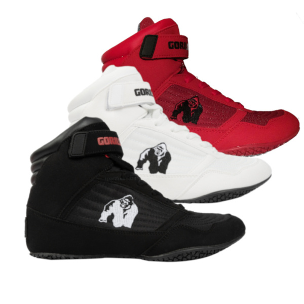 Gorilla Wear High Tops Bodybuilding Schuhe
