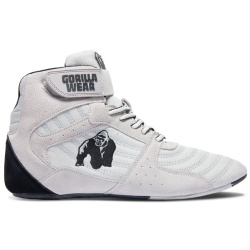 Gorilla Wear Perry High Tops Perry-white 42