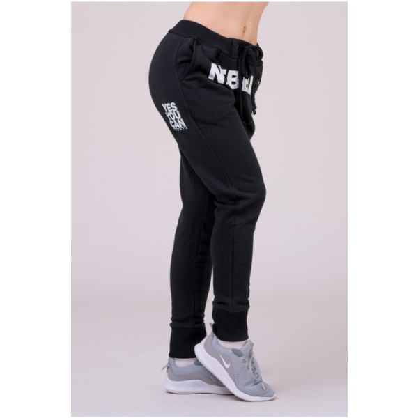 Nebbia Street Drop Crotch Pants 274