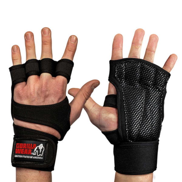 Gorilla Wear Yuma Weight Lifting Workout Gloves