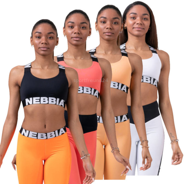 Nebbia Power Your Hero Iconic Sports Bra 535