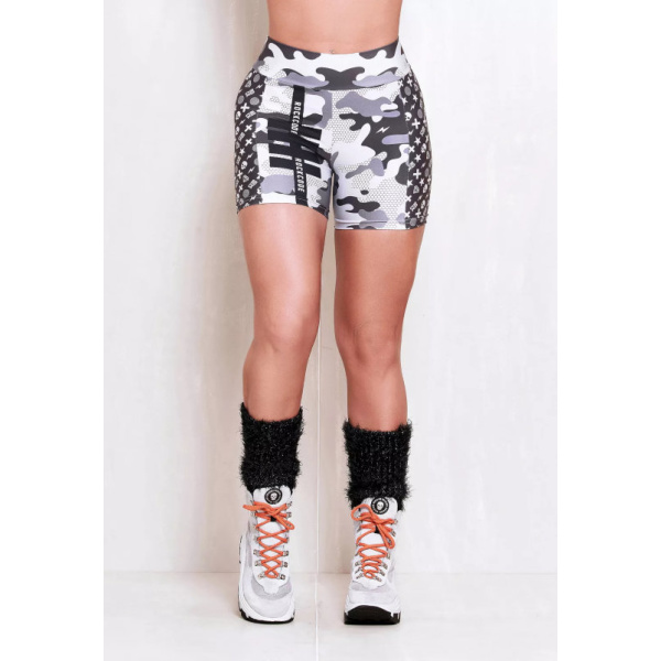 Rock Code Shorts Army Force